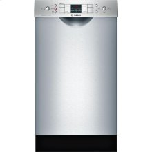 """18"""" Special Application Recessed Handle Dishwasher 300 Series- Stainless steel (Scratch & Dent)"""