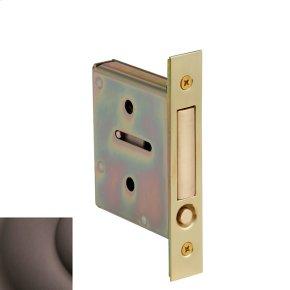 Venetian Bronze 8601 Pocket Door Pull