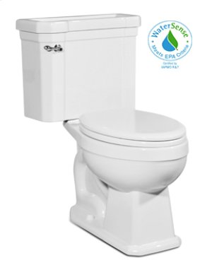 Balsa RICHMOND Two-Piece Toilet 1.28gpf, Elongated