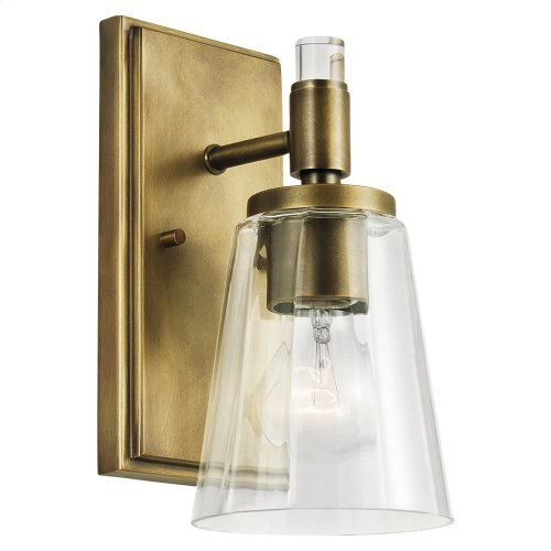 Audrea Collection Audrea 1 Light Wall Sconce CH
