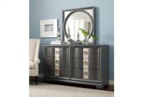 Tower Suite - Moonstone Finish Dresser Mirror