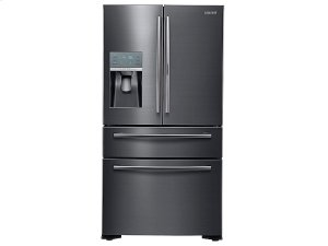 22 cu. ft. Counter Depth 4-Door French Door Food Showcase Refrigerator Product Image