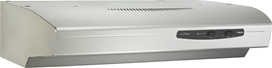 "30"", Stainless Steel, Under Cabinet Hood, 220 CFM"