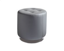 Domani Swivel Ottoman Small - Graphite