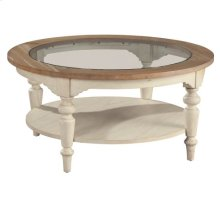 Sutton's Bay Round Coffee Table