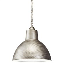 Missoula 1 Light Pendant Antique Pewter