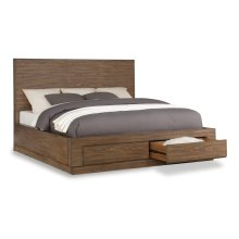 Maximus Queen Storage Bed