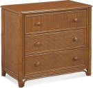 Summer Retreat 3 Drawer Dresser Product Image