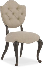 Arabella Upholstered Side Chair