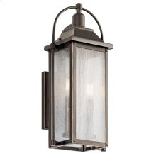 Harbor Row 2 Light Wall Light Olde Bronze®
