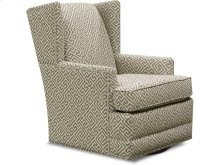 Reynolds Swivel Chair with Nails 470-69N