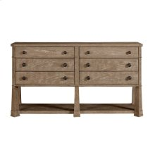 Wethersfield Estate-Media Console in Brimfield Oak