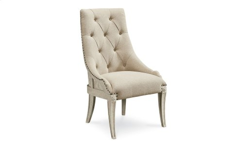 Arch Salvage Reeves Host Chair - Cirrus