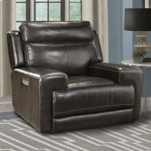 Glacier Graphite Power Recliner