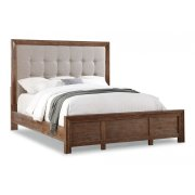 Hampton Queen Upholstered Bed Product Image