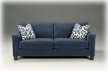 Sofa/keendre/indigo