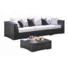 Atlantis Sofa 3 PC Set Deep Seating Group