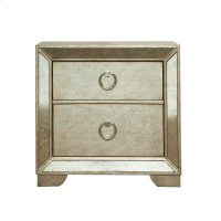 Farrah 2 Drawer Nightstand Product Image