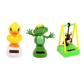 24 pc. ppk. Fun Animals Solar Dancers.