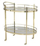 Jet Set Serving Cart Product Image