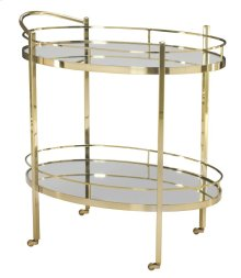 Jet Set Serving Cart