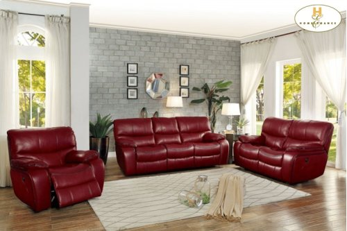 Double Reclining Sofa & Loveseat