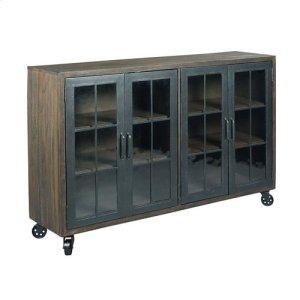 La-Z-BoyHidden Treasures Trolley Door Cabinet