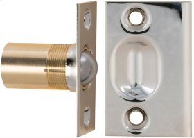 Ball Catch in (US14 Polished Nickel Plated, Lacquered)