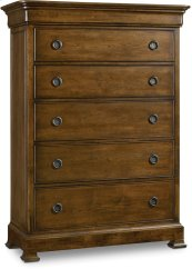 Archivist Six-Drawer Chest