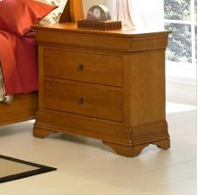 Louis Philippe Nightstand
