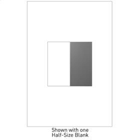 Blank, Half-Size, Magnesium