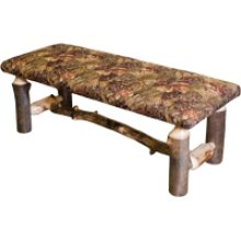 A178 Upholstered Bench