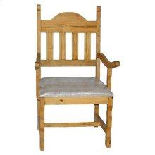 Padded Plain Arm Chair