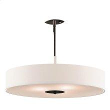 3 Light Semi Flush/Pendant - 42121OZ