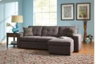 2pc Sleeper Sectional Product Image
