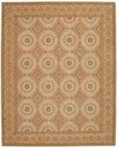 VALLENCIERRE VA22 BEIGE RECTANGLE RUG 3'6'' x 5'6''