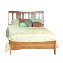Highlands Queen Sleigh Bed