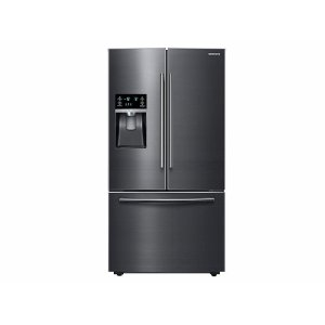 Samsung Appliances28 cu. ft. French Door Refrigerator with CoolSelect Pantry™ in Black Stainless Steel
