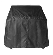 "Vinyl Cover For 54"" Gas Grill on Cart"