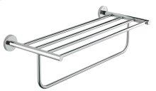 BauCosmopolitan Multi-towel rack