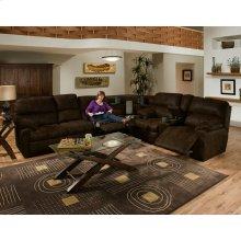 Stationary Sofa W/Table