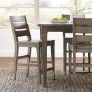 Vogue - Counter Height Chair - Gray Wash Finish Product Image