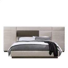 Quadrant Bed with side panels