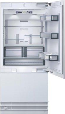 Freedom® Collection 36 inch Built-in 2-Door Bottom-Freezer Model T36IB70NSP