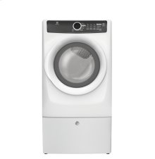 Front Load Perfect Steam™ Electric Dryer with 7 cycles - 8.0 Cu. Ft. ***FLOOR MODEL CLOSEOUT PRICING***
