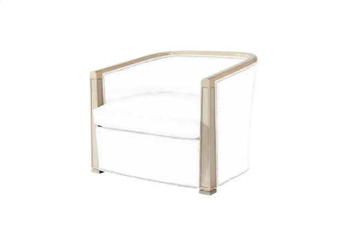 Core II Upholstered Chair - Light Maple