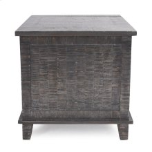 Candor Storage Side Table