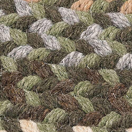 Boston Common Rug BC63 Moss Green 12' X 12'