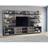 Billboard Entertainment Wall Product Image
