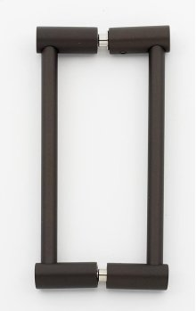 Contemporary I Back-to-Back Pull G715-6 - Chocolate Bronze